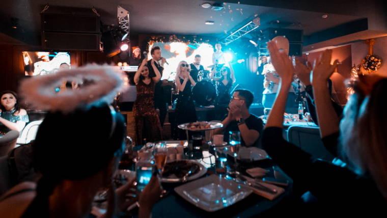 Отличный караоке-клуб в центре Москвы
